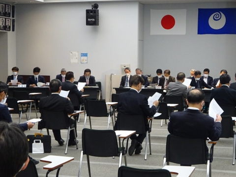 「政務調査会」第2回残土問題に係る勉強会②