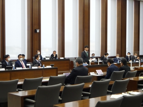 「予算特別委員会」1日目②