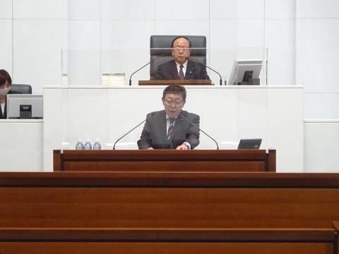 「茨城県議会第1回定例会が閉会しました!」①