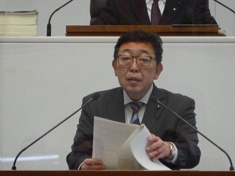 「茨城県議会第1回定例会が閉会しました!」②