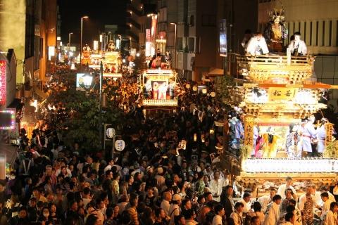 「石岡のおまつり振興協議会」本年度の祭礼検討会⓪ (1)
