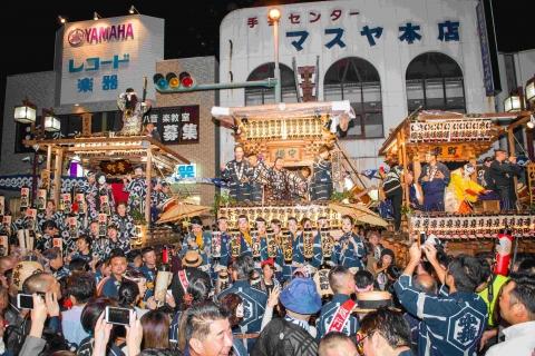 「石岡のおまつり振興協議会」本年度の祭礼検討会⓪ (3)_R