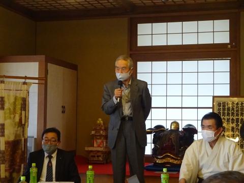 「第16回常陸國總社宮例大祭文化財検討協議会」③