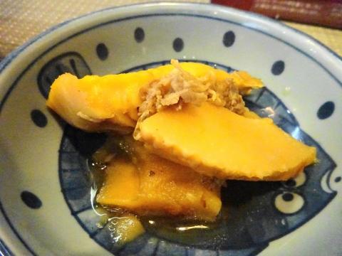 令和3年3月30日「今年初めてのたけのこを食べました!」