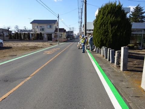 「石岡市富田町・森木町地区にグリーンの設置要望」⓪