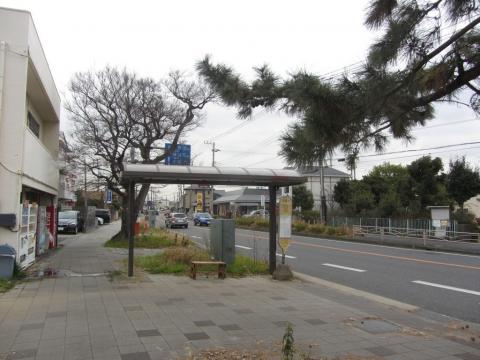 化粧坂バス停
