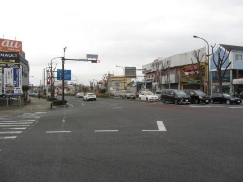 相模貨物駅前交差点
