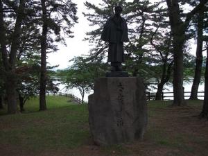 200618太宰治像