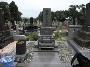 200808お墓後