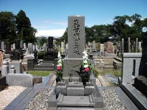 200901墓参り