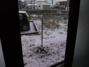 201110外の雪