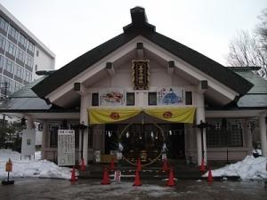 201224拝殿