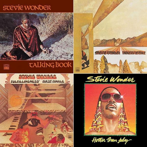 Stevie Wonder_All