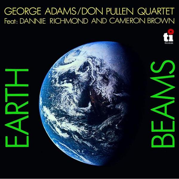 George Adams Don Pullen - 1980 - Earth Beams_1107