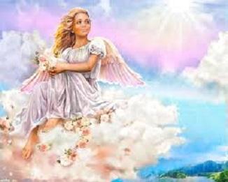 人を災いから守る天使