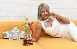 女子プロレス大賞をジュリアが受賞