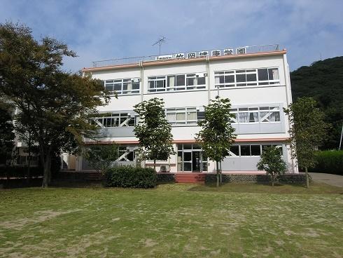 竹岡校舎全景