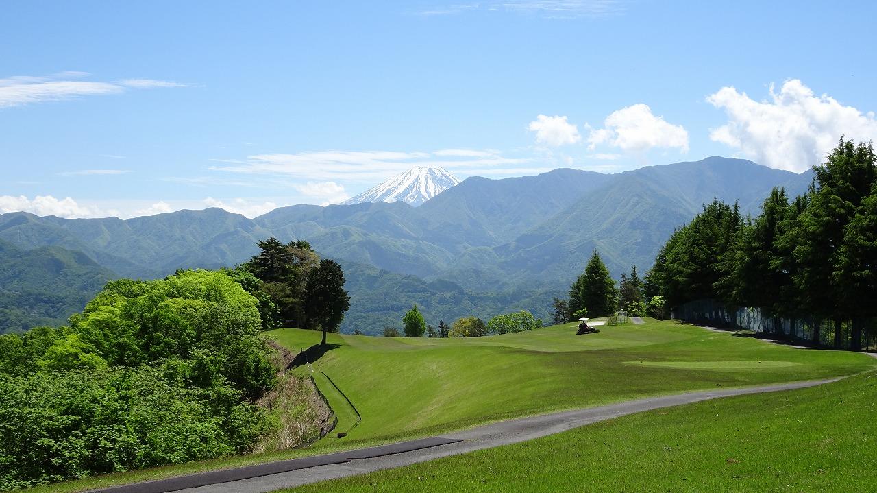 富士川カントリークラブ (2020年5月)