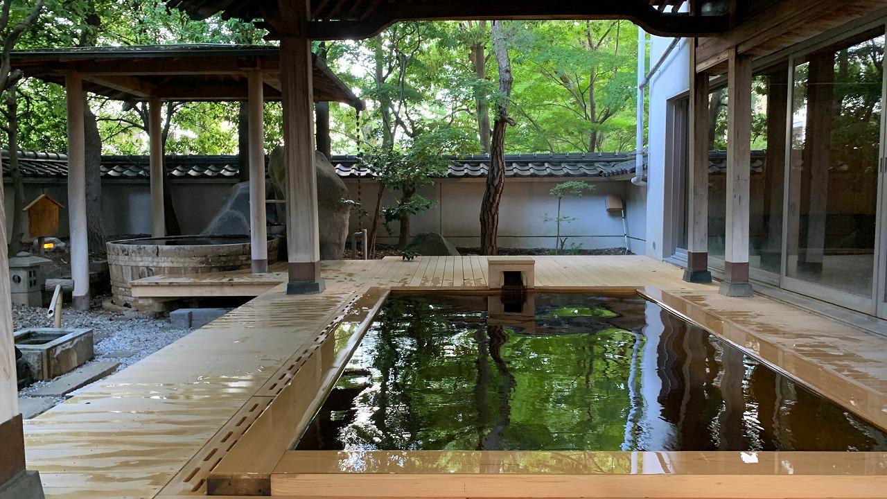 ホテル鷺乃湯 風呂編とダブルセブンのおまけ (2020年6・7月)