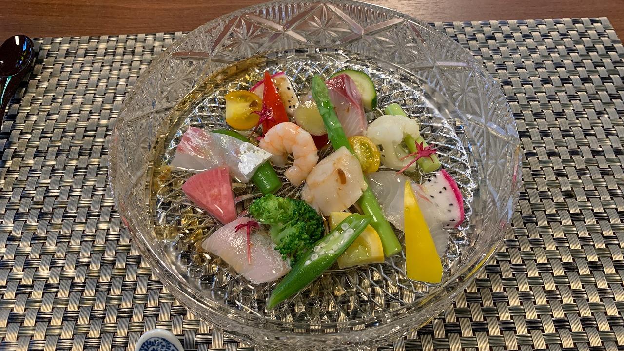 NISHIIZU RESORT 雲と風と 夕食編 (2020年7月)
