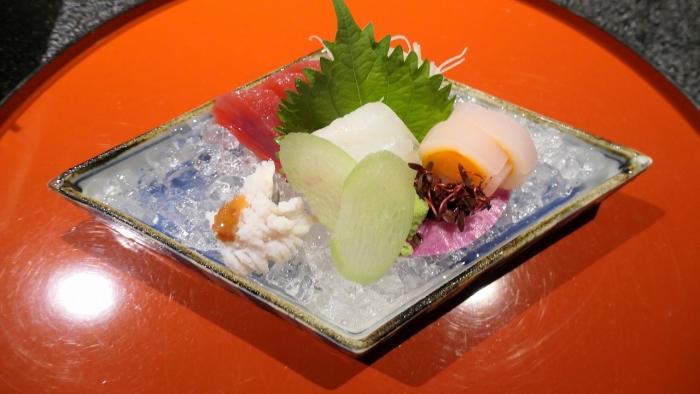 山水館食事 (5)