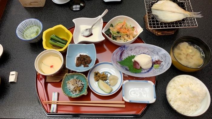 山水館食事 (13)
