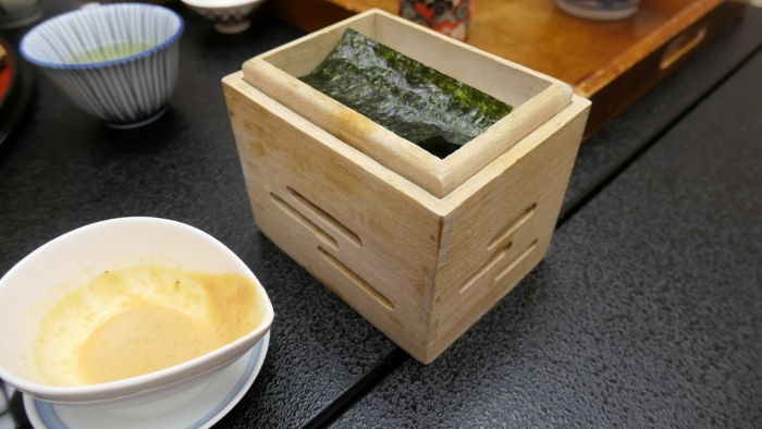 山水館食事 (15)
