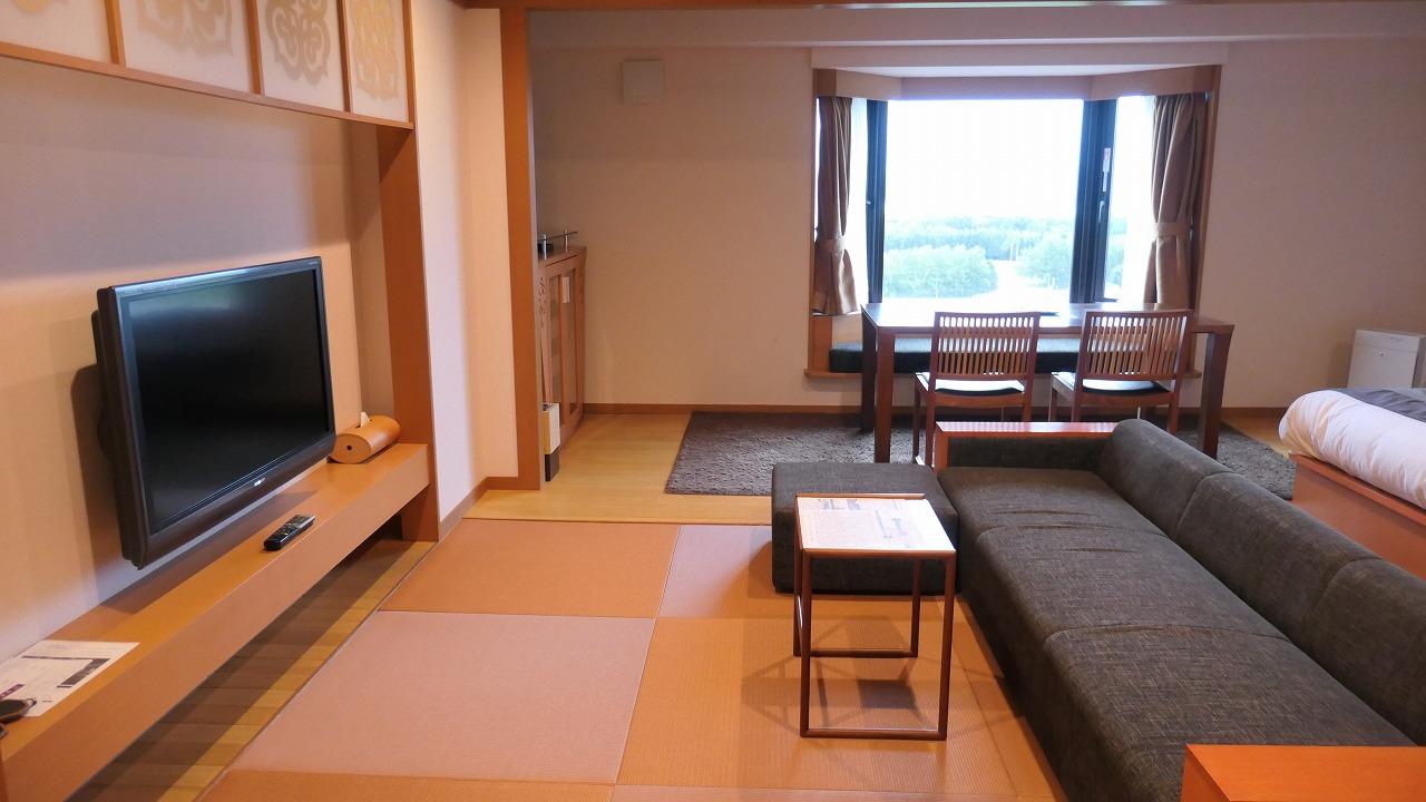 北天の丘 あばしり湖鶴雅リゾート 部屋・温泉編 (2020年9月)