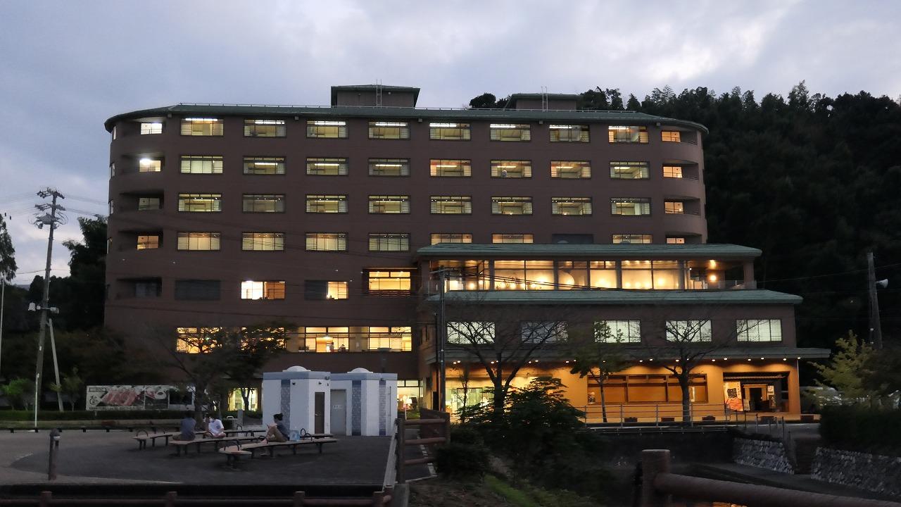 浜名湖グランドホテルさざなみ館 施設編  (2020年10月)