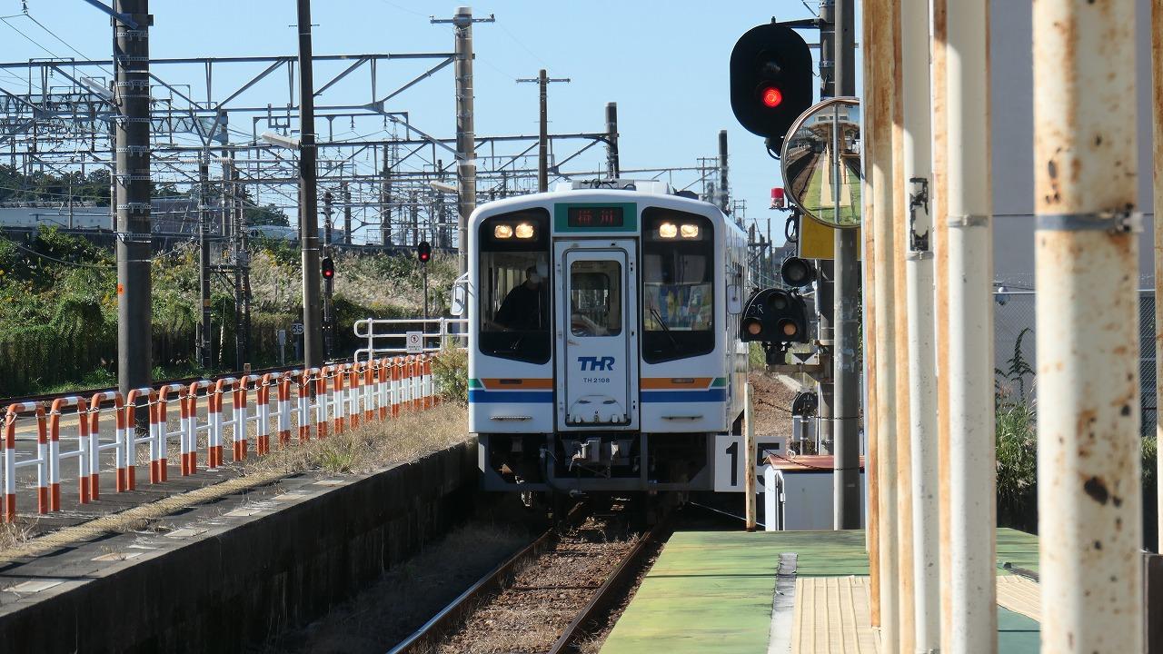 すずむし電車に挑戦 (2020年10月)