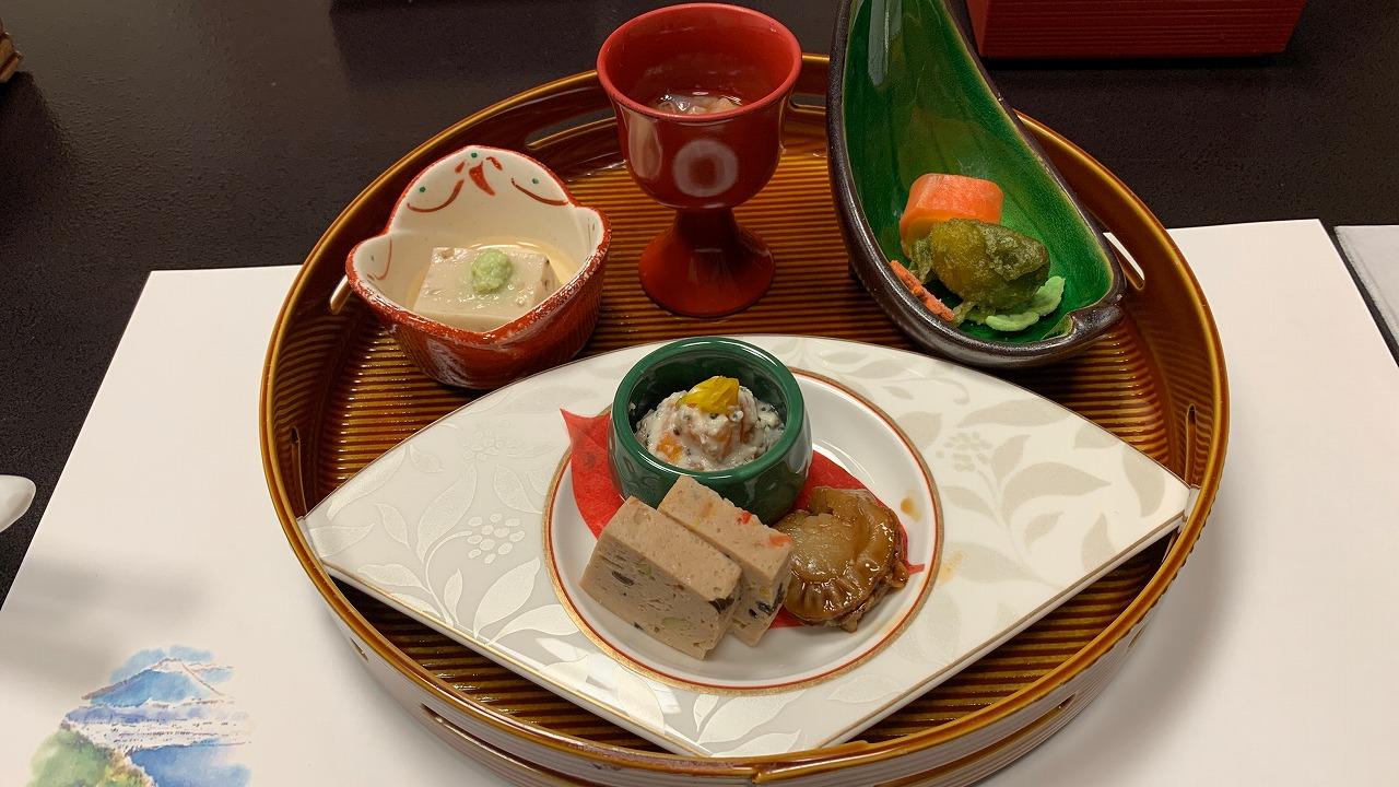 ホテルアンビア松風閣 食事・感想編 (2020年11月)