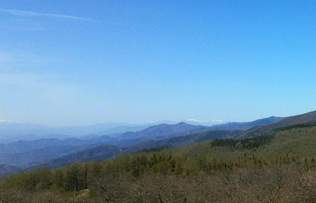 高ボッチ北信5岳