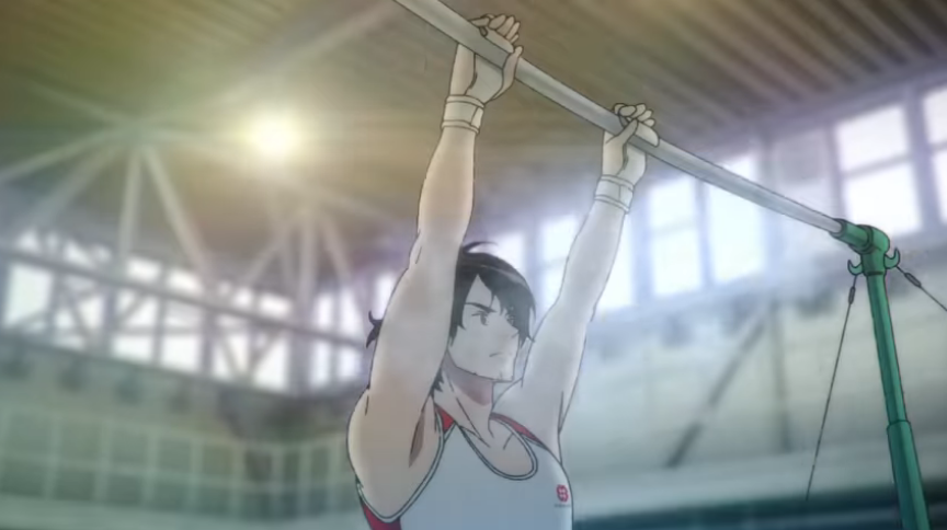 体操ザムライ