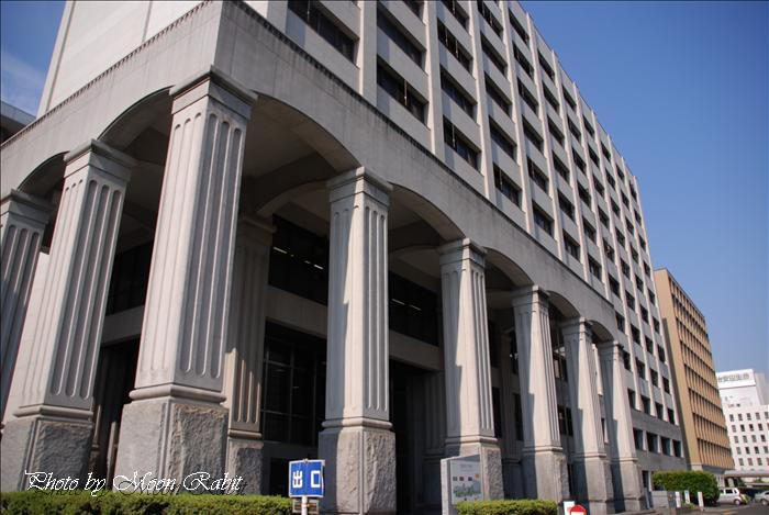 愛媛県庁 愛媛県松山市一番町4丁目4−2