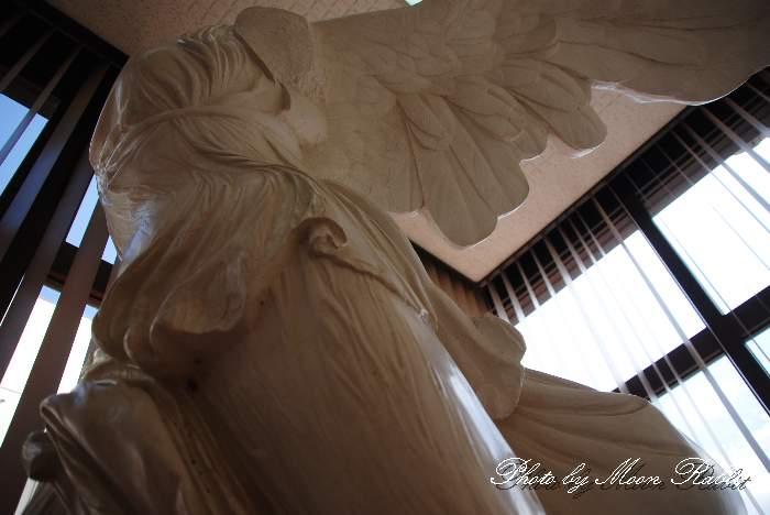 サモトラケのニケ像(レプリカ) 西条市中央公民館 愛媛県西条市周布401-1