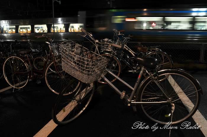 伊予西条駅の自転車 愛媛県西条市大町859-1(西条市福森町)