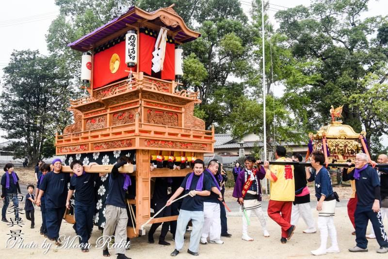 山王祭2019 古町だんじり(屋台)
