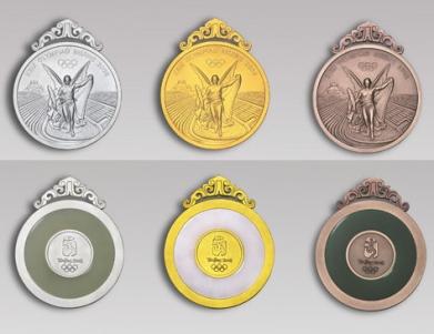 メダル 北京