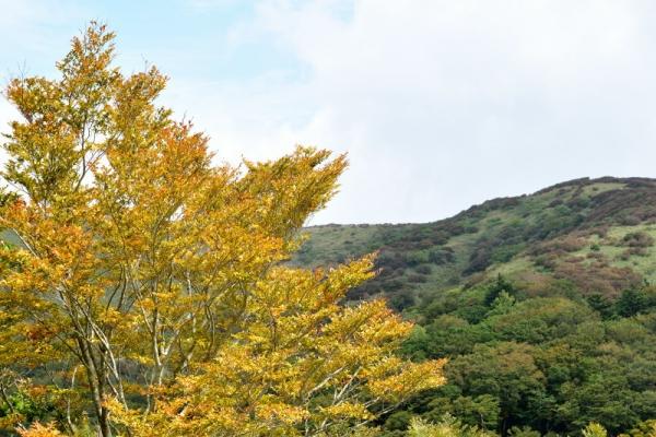5笠取山201004