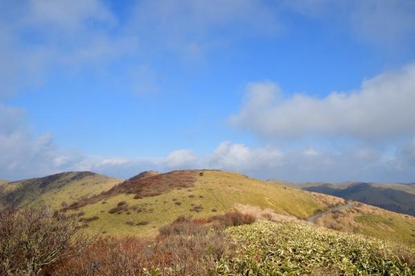 5笠取山201212