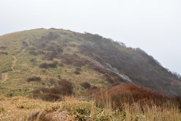 4笠取山201212