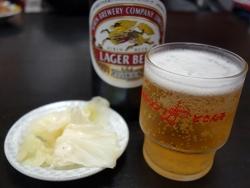 ビール大瓶