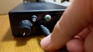 ACアダプターの接続